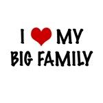 I heart my big family