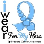 Prostate Cancer Hero Shirts & Gifts