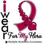 Multiple Myeloma Hero Shirts & Gifts
