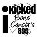 I Kicked Bone Cancer's Ass Shirts