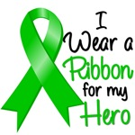 I Wear a Ribbon Kidney Cancer Hero