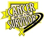Bladder Cancer Survivor Shirts and Gifts