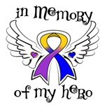 In Memory of My Hero Bladder Cancer Shirts