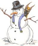 CF Snowman