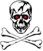 Skull & Cross Bones!