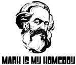 Marx Is My Homeboy Section