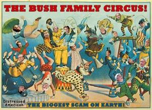 Bush Family Circus