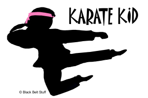 Karate Kid (Girl)