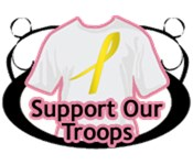 Support Our Troops Shirts And Gifts