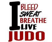 Bleed Sweat Breathe Judo