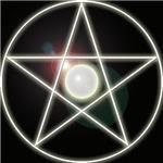 Glowing Pentagram 3