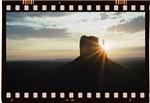 Monument Valley Sunrise 35mm Film