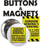 Exclusion Warning Buttons & Magnets