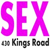 SEX 430 King's Road, London.