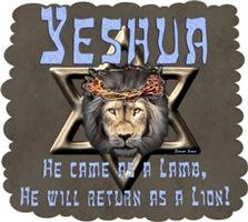 Yeshua, Lamb & Lion