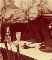 Verlaine with Absinthe