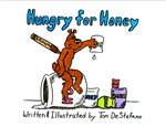 Hungry For Honey Coloring Book