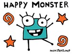 Happy Monster