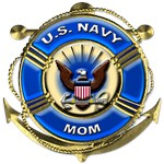 USN Navy Mom