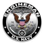 USN Engineman Eagle EN