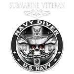USN Navy Diver Sub Service