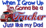 When I Grow Up... Trucker