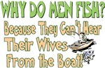 Why Do Men Fish?