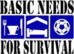 Basic Needs for Soccer