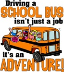 Driving a School Bus