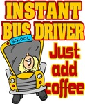 Instant Bus Driver