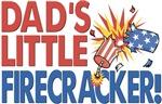 Dad's Little Firecracker