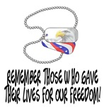 Remember Those Who Gave Their Lives For Our Freedo