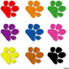 Color Paw Swirls