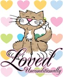 Loved Unconditionally Cat