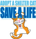 Save A Life Shelter Cat