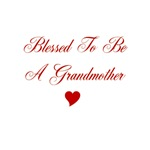 Blessed To Be A Grandmother