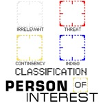 Person of Interest Classifications