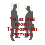 Person of Interest Machine Sees Everything