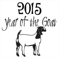 Year of the Goat Boer Goat
