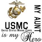 USMC My Aunt MY Hero