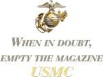 USMC Empty the Magazine