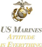 USMC Attitude is Everything