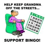 Support Bingo