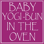 Yogi-Bun in Oven