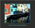 I Focus on Good Things