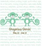 Gregarious Gemini