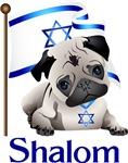 Hanukkah Pugs