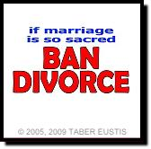 BAN DIVORCE