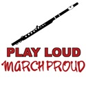 Play Loud March Proud