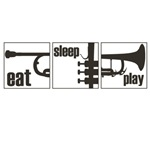 Eat Sleep Play Trumpet